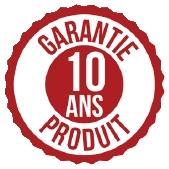 garantie produit 10 ans